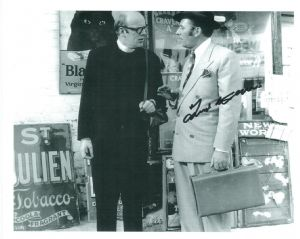 FRANK WILLIAMS DAD'S ARMY 8 BY 10 ORGINAL SIGNED AUTOGRAPH 8428A